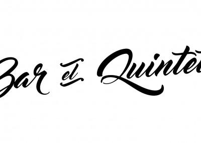 LOGO BAR EL QUINTET